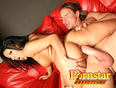Phat Ass Maya Gates Grinds On Cock