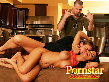 Angelina Valentine is a Cuckold's Wife