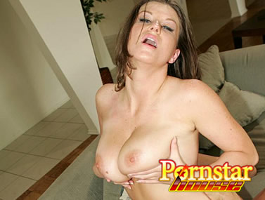 Pornstar With Big Tits Sara Stone